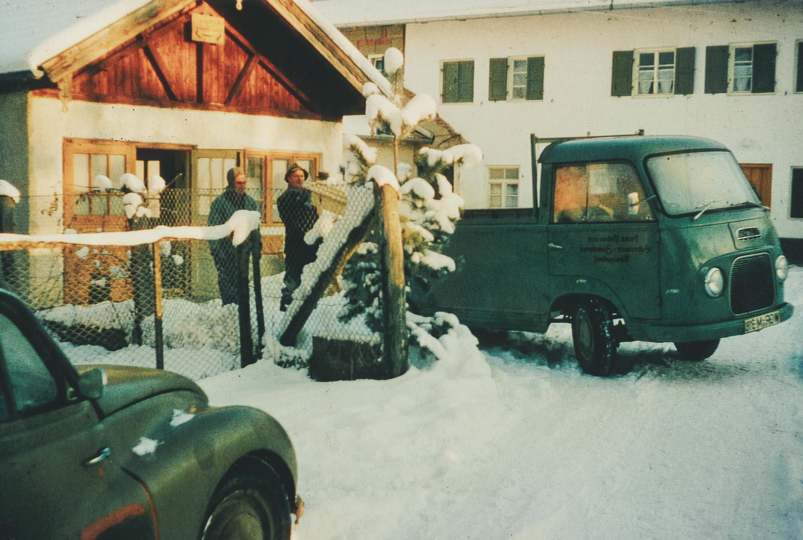 2003 Gesamter Betrieb + Schreinerei / Kiefernstr.13