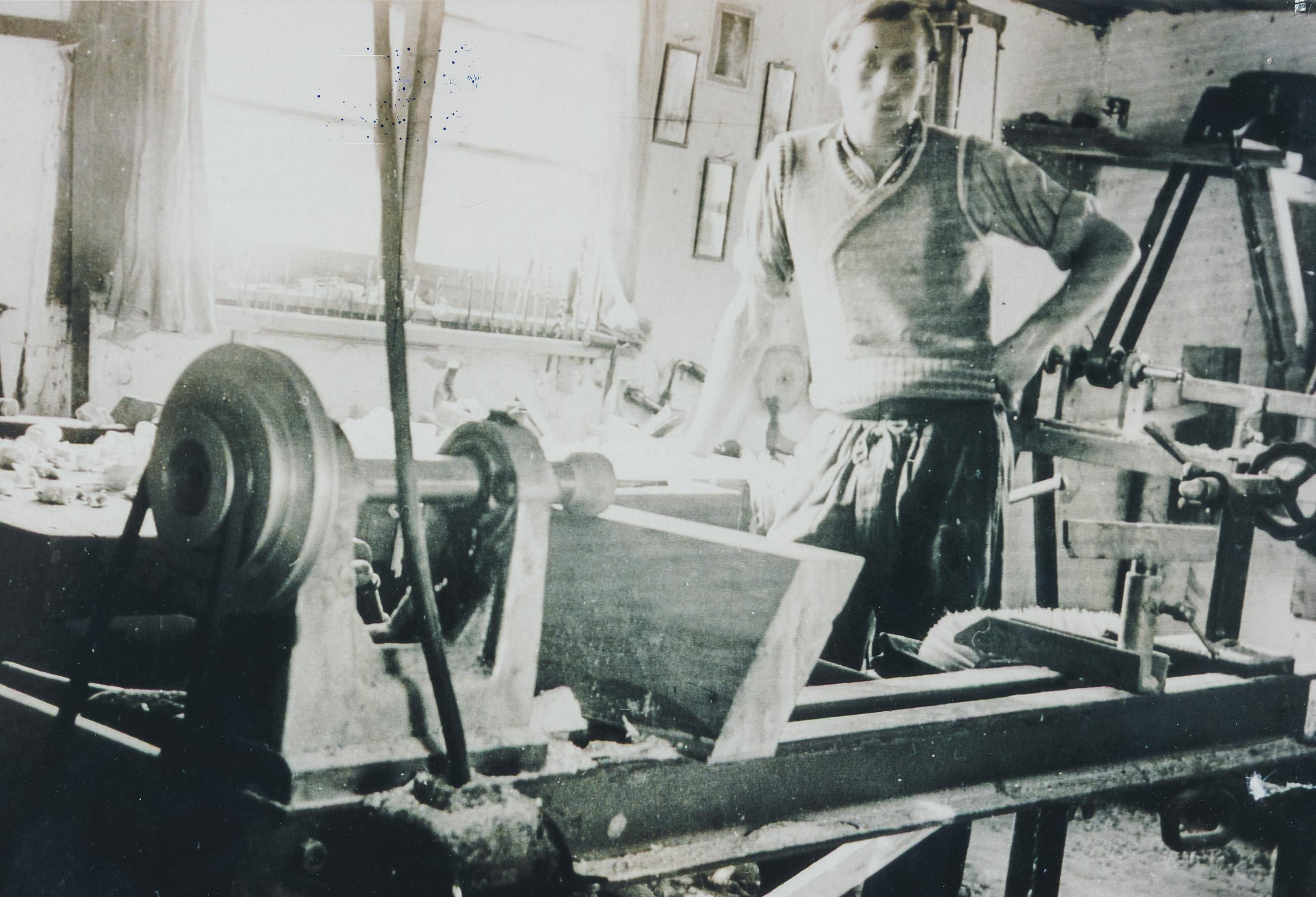 1952 Befähigungsnachweis